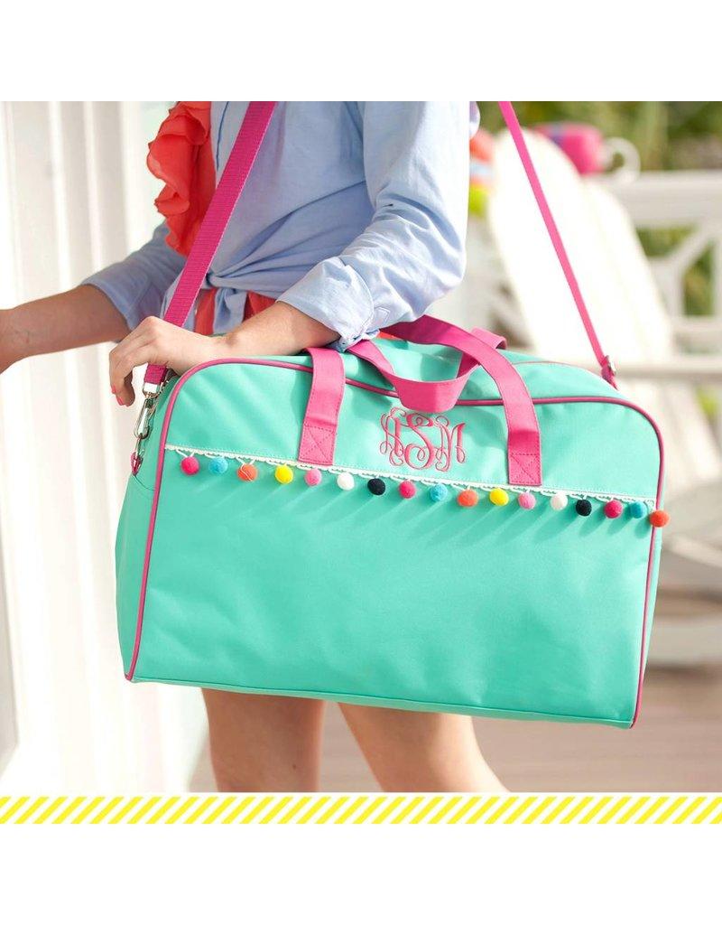 Emily Travel Bag - Mint - Ramsey Rae Boutique 97eea1f58e0ea