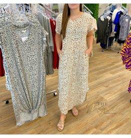 Ivory Claris Maxi Dress