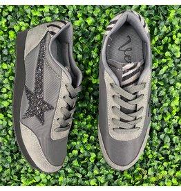 Grey Vintage Sneakers