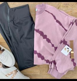 Lavender Tie Dye Sweatshirt