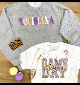 Retro Louisiana Sweatshirt