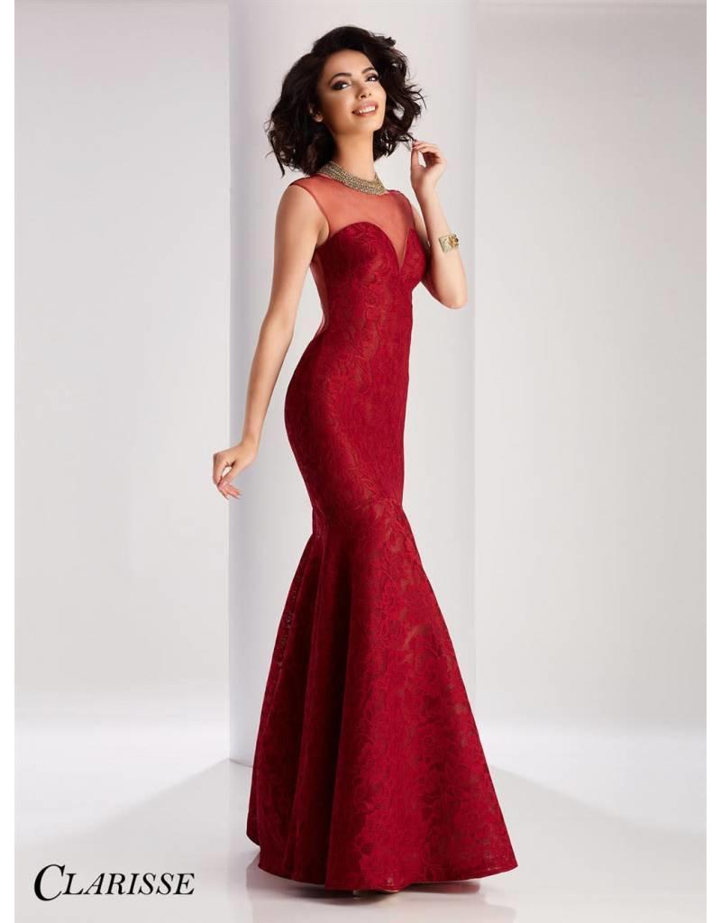 280dfaac1dae Clarisse Marsala Formal Dress Size 6 - Ramsey Rae Boutique