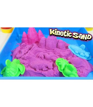 Spinmaster Kinetic Sand Sand Box & Molds