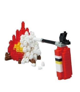 Schylling nanoblock - Fire Extinguisher