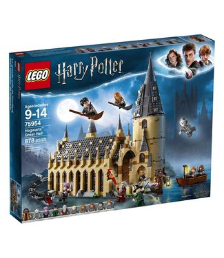 LEGO Hogwarts Great Hall -75954