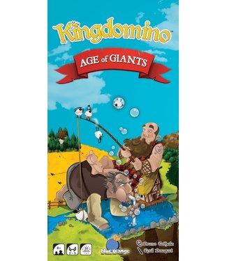 Blue Orange Kingdomino: Age of Giants