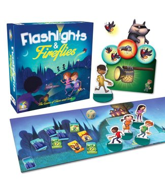 Gamewright Flashlights and Fireflies