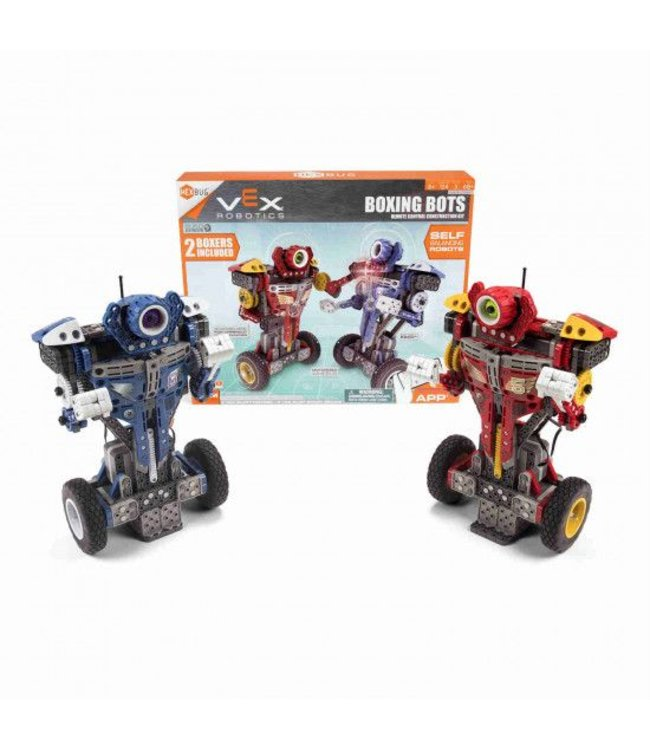 HEXBUG Vex Robotics Balancing Boxing Bot Double