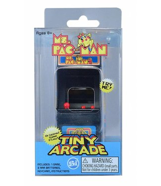 Super Impulse Tiny Arcade Ms. Pac-Man