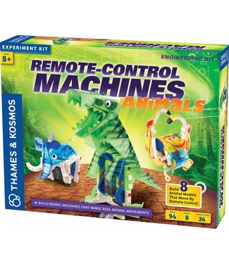 Signature Series Remote-Control Machines: Animals