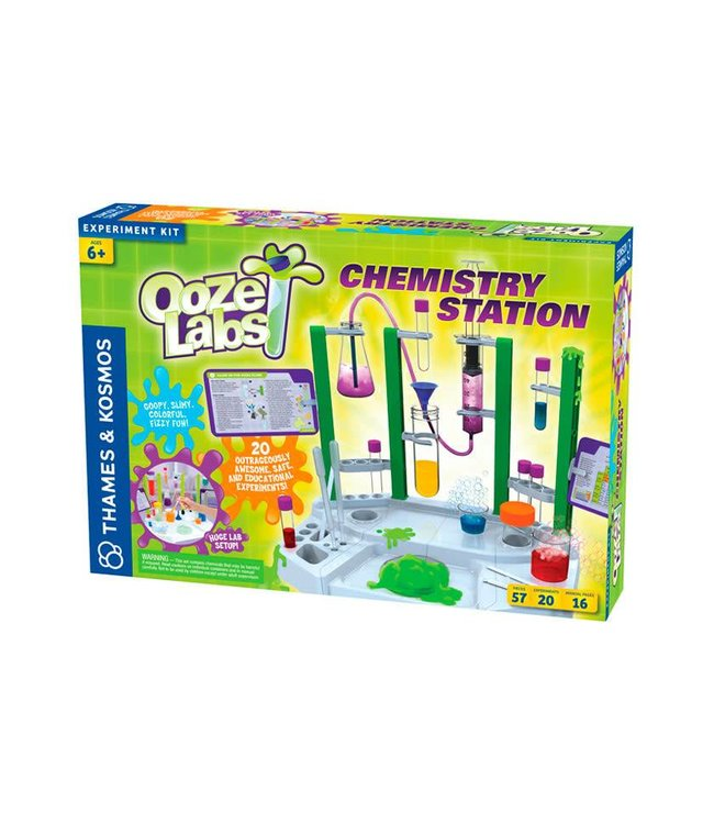 Signature Series Ooze Labs Chemistry Station