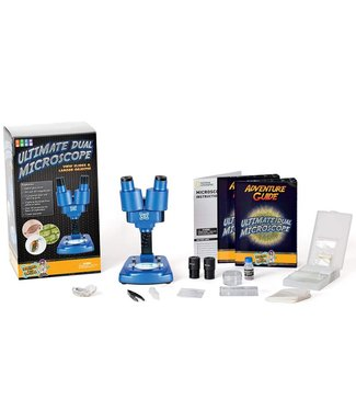 Discover with Dr. Cool Ultimate Dual Microscope
