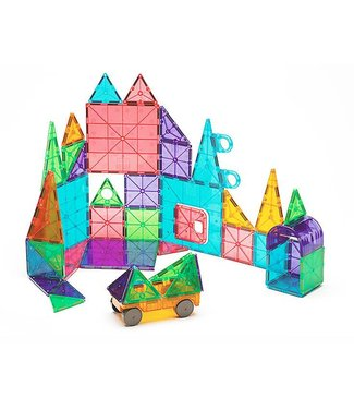Magna-Tiles Magna-Tiles Clear Color 48 Piece