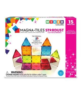 Magna-Tiles Magna-Tiles® StarDust 15-Piece Set