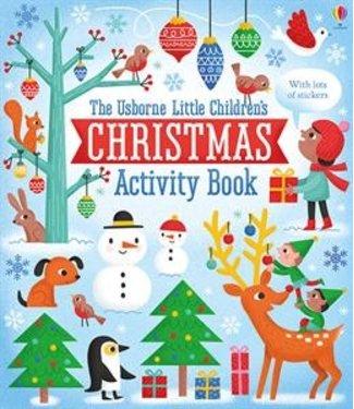 Usborne Christmas Activity Book