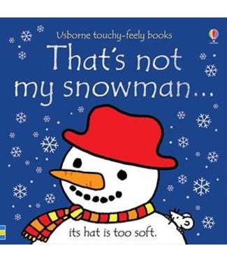 Usborne That's Not My Snowman...