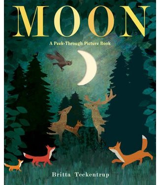 Penguin Random House Moon: A Peek-Through Picture Book