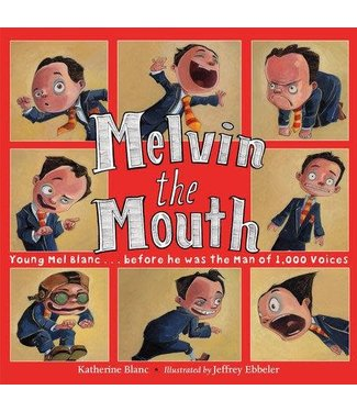 charlesbridge Melvin the Mouth