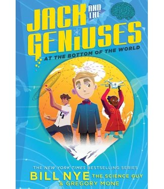 Abrams Books Jack and the Geniuses at the Bottom of the World (#1)
