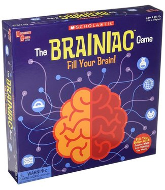 University Games The Brainiac Game