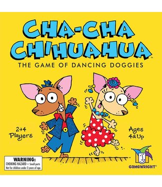 Gamewright Cha-Cha Chihuahua