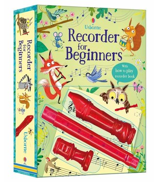 Usborne Recorder for Beginners
