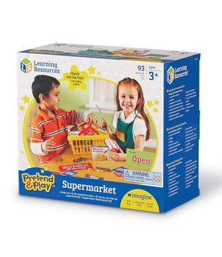 Learning Resources Supermarket Set