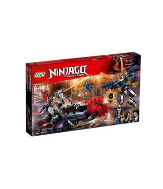 LEGO NINJAGO® Killow vs. Samurai X - 70642