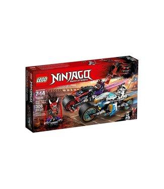 LEGO NINJAGO® Street Race of Snake Jaguar - 70639
