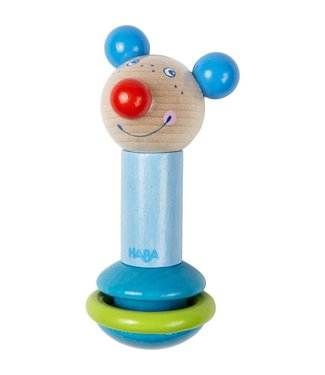 Haba Rod Clutching Toy Mouse