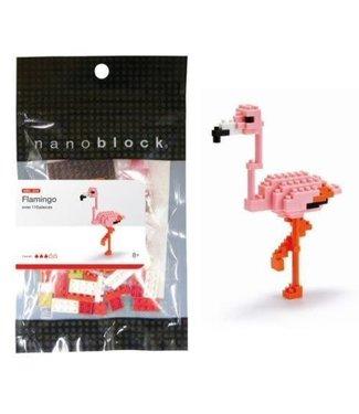 Schylling nanoblock - Flamingo