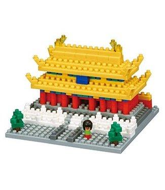 Schylling nanoblock - Forbidden City