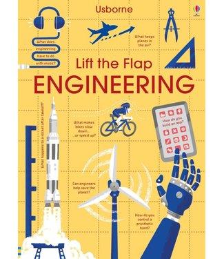 Usborne Lift-the-Flap - Engineering