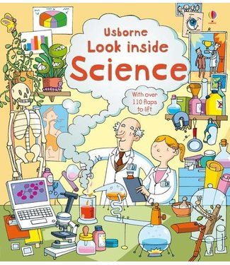 Usborne Look Inside - Science