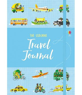 Usborne Activity Journals - Travel Journal