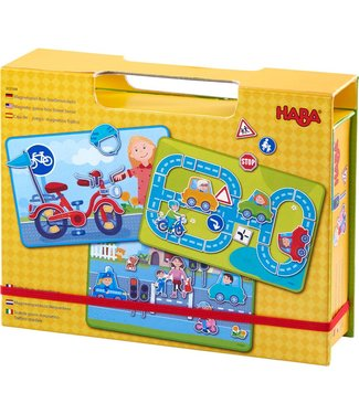 Haba Magnetic Game Box - Street Sense