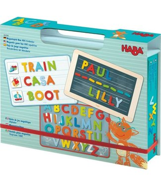 Haba Magnetic Game Box - ABC Expedition