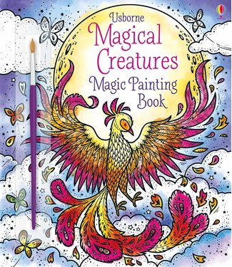 Usborne Magical Painting Book - Magical Creatures