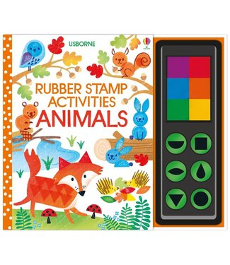 Usborne Rubber Stamp Activities - Animals