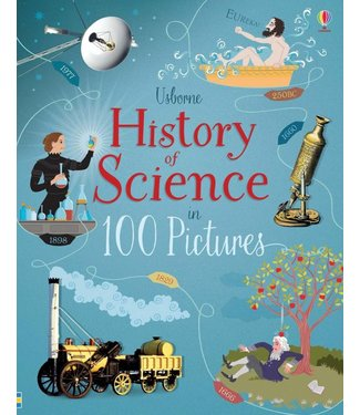 Usborne History of Science in 100 Pictures