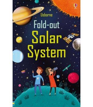 Usborne Fold-Out Solar System