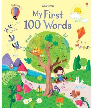 Usborne My First 100 Words