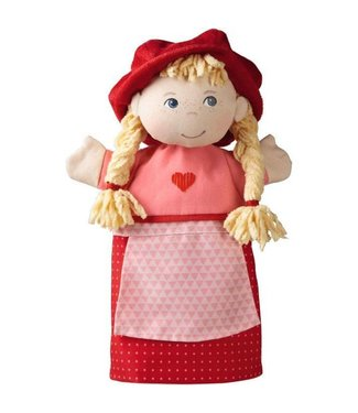 Haba Glove Puppet Little Red Riding Hood