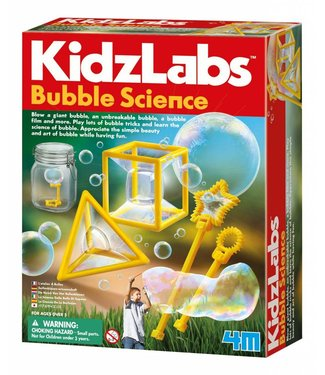 Toysmith KidzLabs Bubble Science