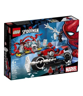 LEGO Spider-Man Bike Rescue - 76113