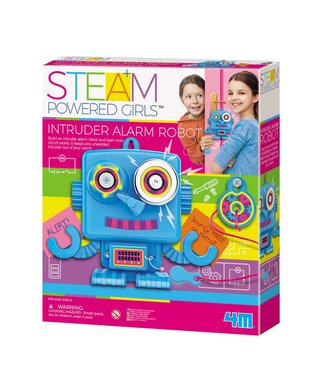 Toysmith STEAM Intruder Alarm Robot