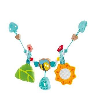 Hape Bumblebee pram chain