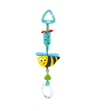 Hape Bumblebee pram rattle