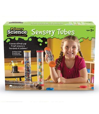 Learning Resources Primary Science Sensory Tubes