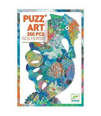 Djeco PUZZ'Art - Sea Horse